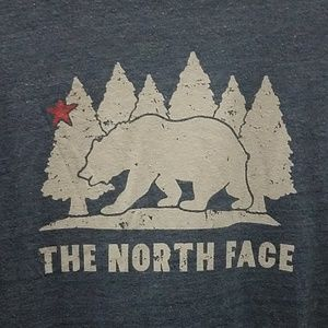 THE NORTH FACE BEAR TEE SIZE XL